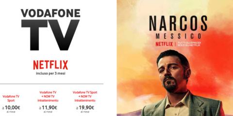 Offerta Vodafone TV RIEPILOGO