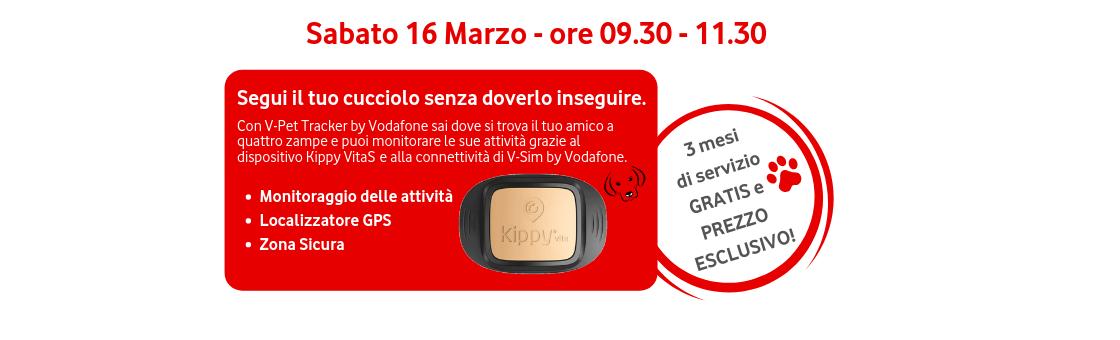Slide evento V-Pet Via Roma