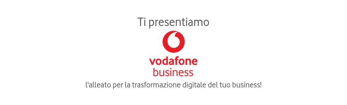Vodafone Business Slide