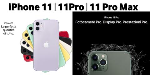 Preordine iPhone11