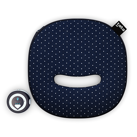Cuscino smart TataPad e TrackiSafe Mini