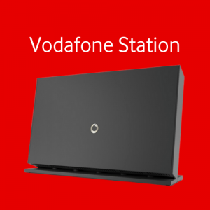 Installazione Vodafone Station