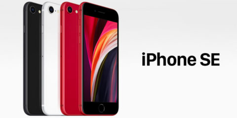 iphone-se-2020 colori