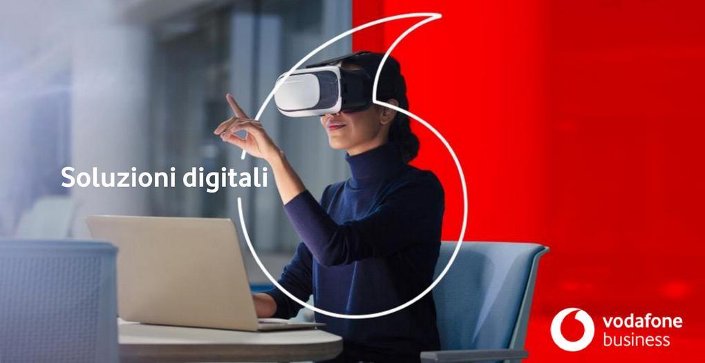 Vodafone Business Soluzioni Digitali