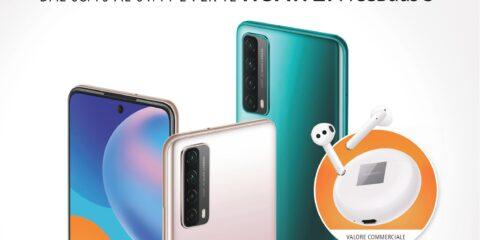 Huawei P smart 2021 pre ordine