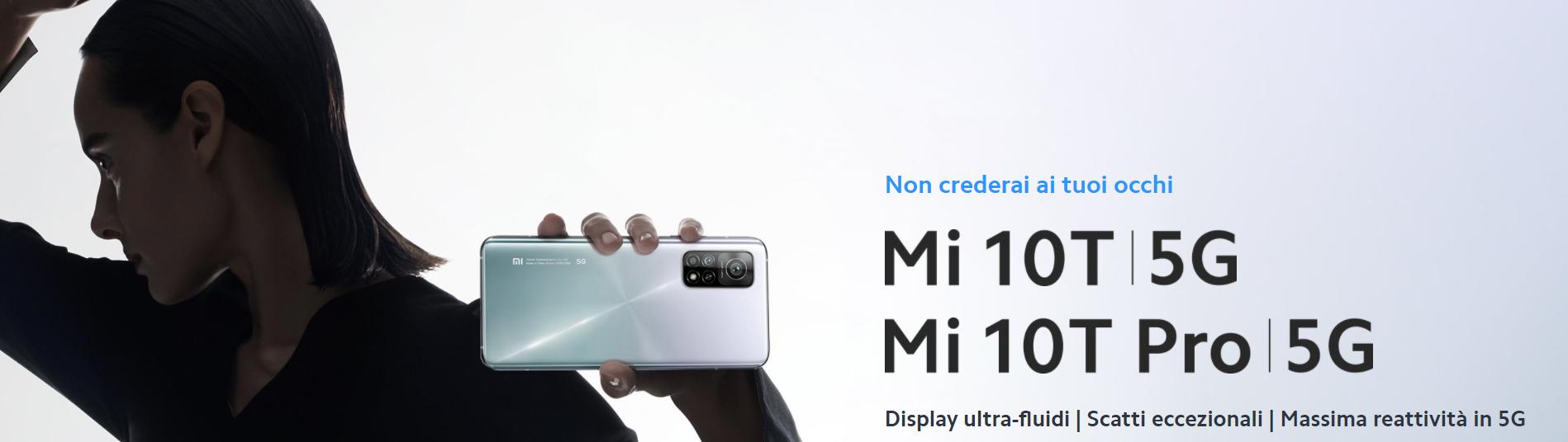 Xiaomi Mi 10T Pro Slide