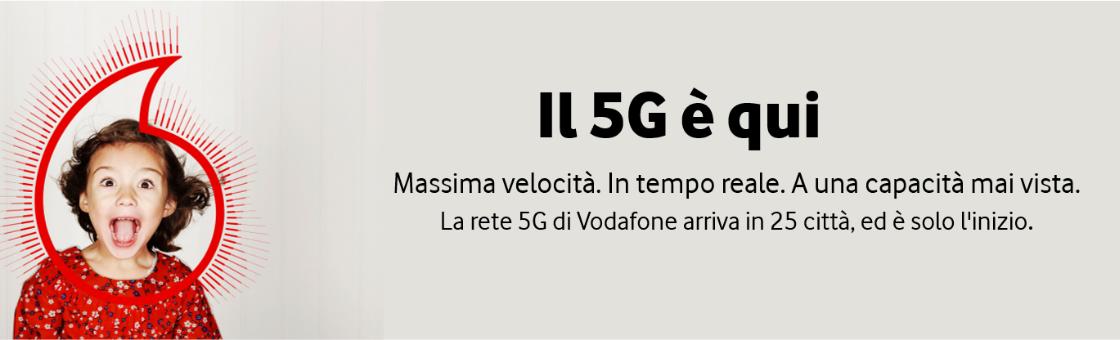 Vodafone 5G Verona